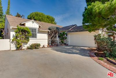 Single Family Home For Sale: 7307 West 88th Street
