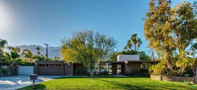 Palm Springs Single Family Home For Sale: 315 North Monterey Road