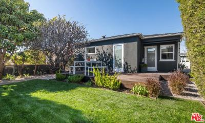 Single Family Home Active Under Contract: 12847 Rubens Avenue