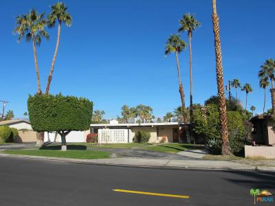 Palm Springs Single Family Home For Sale: 2248 East Amado Road