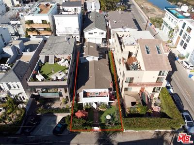 Marina Del Rey Single Family Home For Sale: 25 Union Jack Street