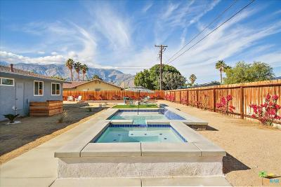 Palm Springs Single Family Home For Sale: 2144 East Rogers Road
