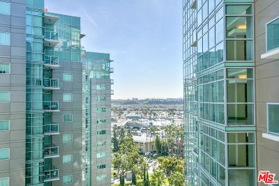 Marina Del Rey Condo/Townhouse For Sale: 13700 Marina Pointe Drive #1626