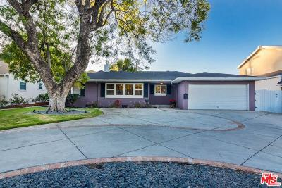 Single Family Home For Sale: 4029 Coldwater Canyon Avenue