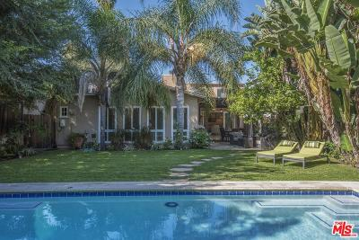 Studio City Single Family Home Sold: 12958 Bloomfield Street