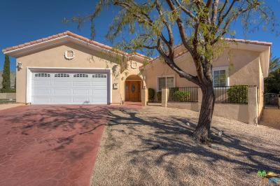 Desert Hot Springs Single Family Home For Sale: 9750 Middlecoff Court