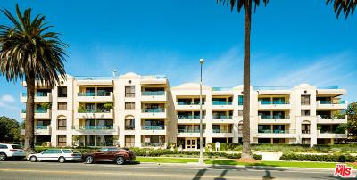 Santa Monica Condo/Townhouse For Sale: 701 Ocean Avenue #PHG