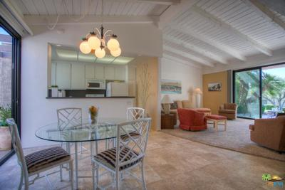 Palm Springs Condo/Townhouse For Sale: 828 North Calle De Pinos