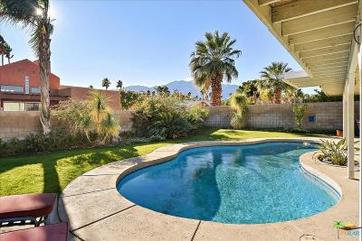 Cathedral City Single Family Home For Sale: 68799 Hermosillo Road