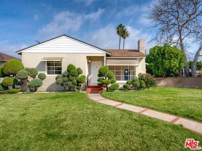 Single Family Home For Sale: 7936 Denrock Avenue