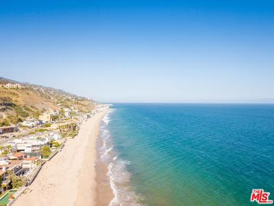 Malibu Single Family Home For Sale: 22440 Pacific Coast Highway