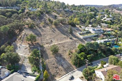 Sherman Oaks Residential Lots & Land For Sale: 3359 Vista Haven Road