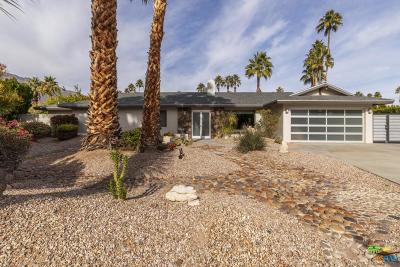 Palm Springs Single Family Home For Sale: 2914 East Vera Cruz Road