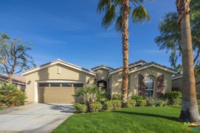 La Quinta Single Family Home For Sale: 81749 Ulrich Drive