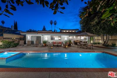 Encino Single Family Home For Sale: 15927 Dickens Street