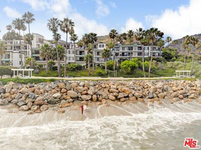 Malibu Condo/Townhouse Active Under Contract: 26664 Seagull Way #A105