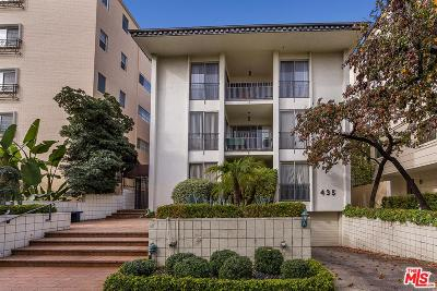 Beverly Hills Condo/Townhouse For Sale: 435 North Palm Drive #203