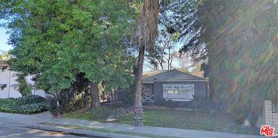 Studio City Residential Lots & Land For Sale: 4260 Laurel Canyon