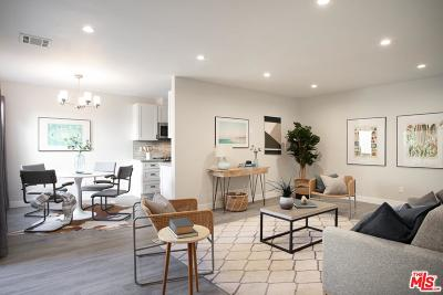 Los Angeles County Condo/Townhouse Active Under Contract: 700 Westmount Drive #206