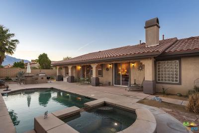 Rancho Mirage Single Family Home For Sale: 124 Clearwater Way