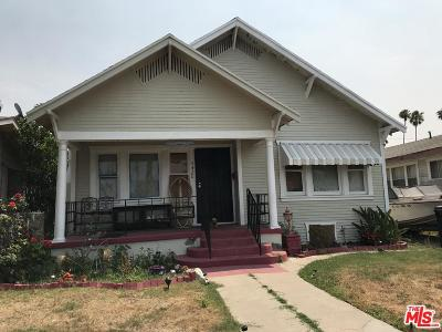 Los Angeles CA Single Family Home For Sale: $415,000