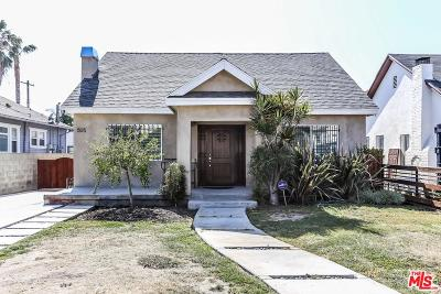 Los Angeles County Single Family Home For Sale: 505 North Kingsley Drive