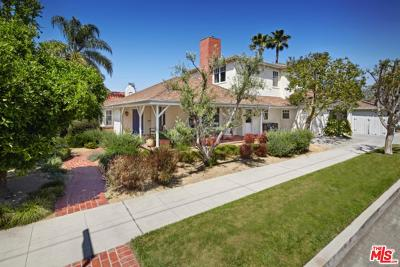 Studio City Single Family Home For Sale: 11325 Dilling Street