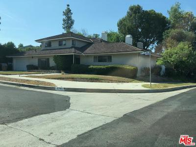 Woodland Hills Single Family Home For Sale: 5761 Larryan Drive