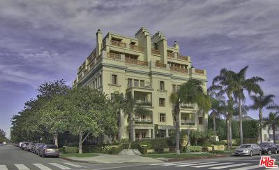 Santa Monica Condo/Townhouse For Sale: 603 Ocean Avenue #3S