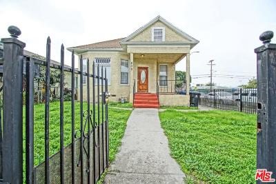 Single Family Home For Sale: 800 East 27th Street