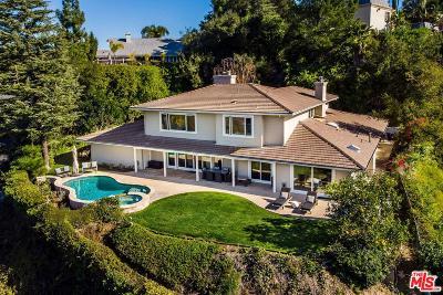Encino Single Family Home For Sale: 4338 Bergamo Drive