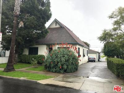 Los Angeles County Single Family Home For Sale: 712 Machado Drive