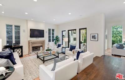 Pacific Palisades Single Family Home For Sale: 15932 Northfield Street