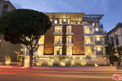 Beverly Hills Rental For Rent: 9265 Burton Way #401