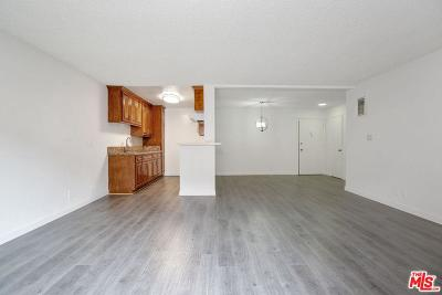 Inglewood Condo/Townhouse Active Under Contract: 855 Victor Avenue #210