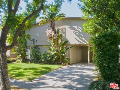 Beverly Hills Residential Income For Sale: 337 North Oakhurst Drive