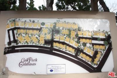 Calabasas Condo/Townhouse For Sale: 4720 Park Granada #209