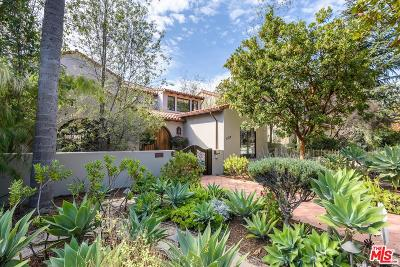 Santa Monica Single Family Home For Sale: 524 15th Street