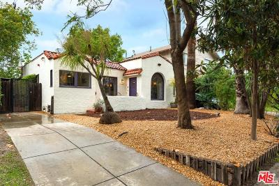 Los Angeles CA Single Family Home For Sale: $1,175,000