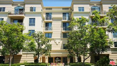 Beverly Hills Condo/Townhouse For Sale: 430 North Oakhurst Drive #PH1