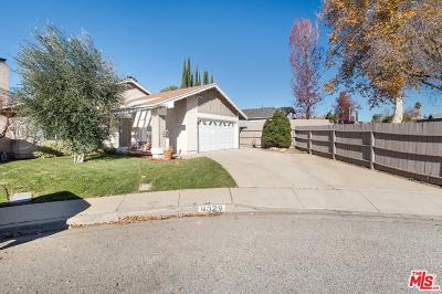 Moorpark Single Family Home For Sale: 4329 Deepwell Lane