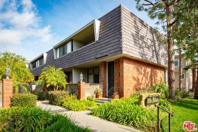 Marina Del Rey Condo/Townhouse For Sale: 4742 La Villa Marina #B