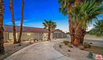 Palm Desert Single Family Home For Sale
