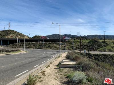 Newhall Residential Lots & Land For Sale: Sierra Highway