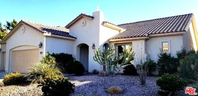 Indio Single Family Home For Sale: 80645 Camino San Gregorio