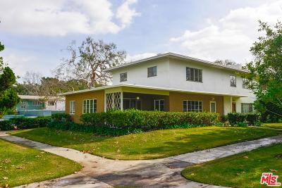 Los Angeles Condo/Townhouse Active Under Contract: 5244 Village Green
