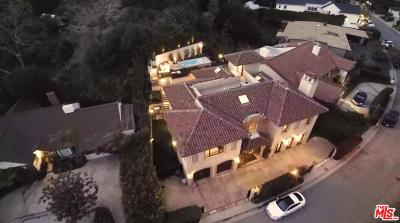 Los Angeles County Single Family Home For Sale: 1191 North Bundy Drive