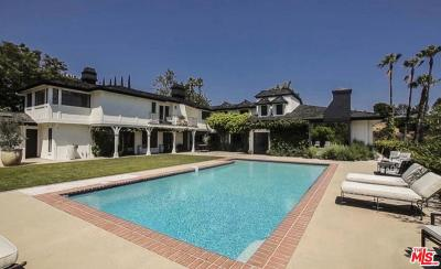 Beverly Hills Rental For Rent: 1075 Wallace Ridge