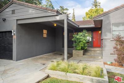 Altadena Single Family Home Active Under Contract: 563 Buena Loma Street