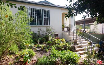 Single Family Home For Sale: 2112 Echo Park Avenue